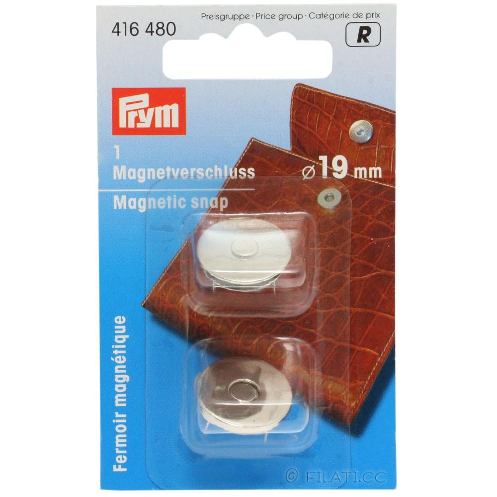 Magneetsluiting 416480/19mm