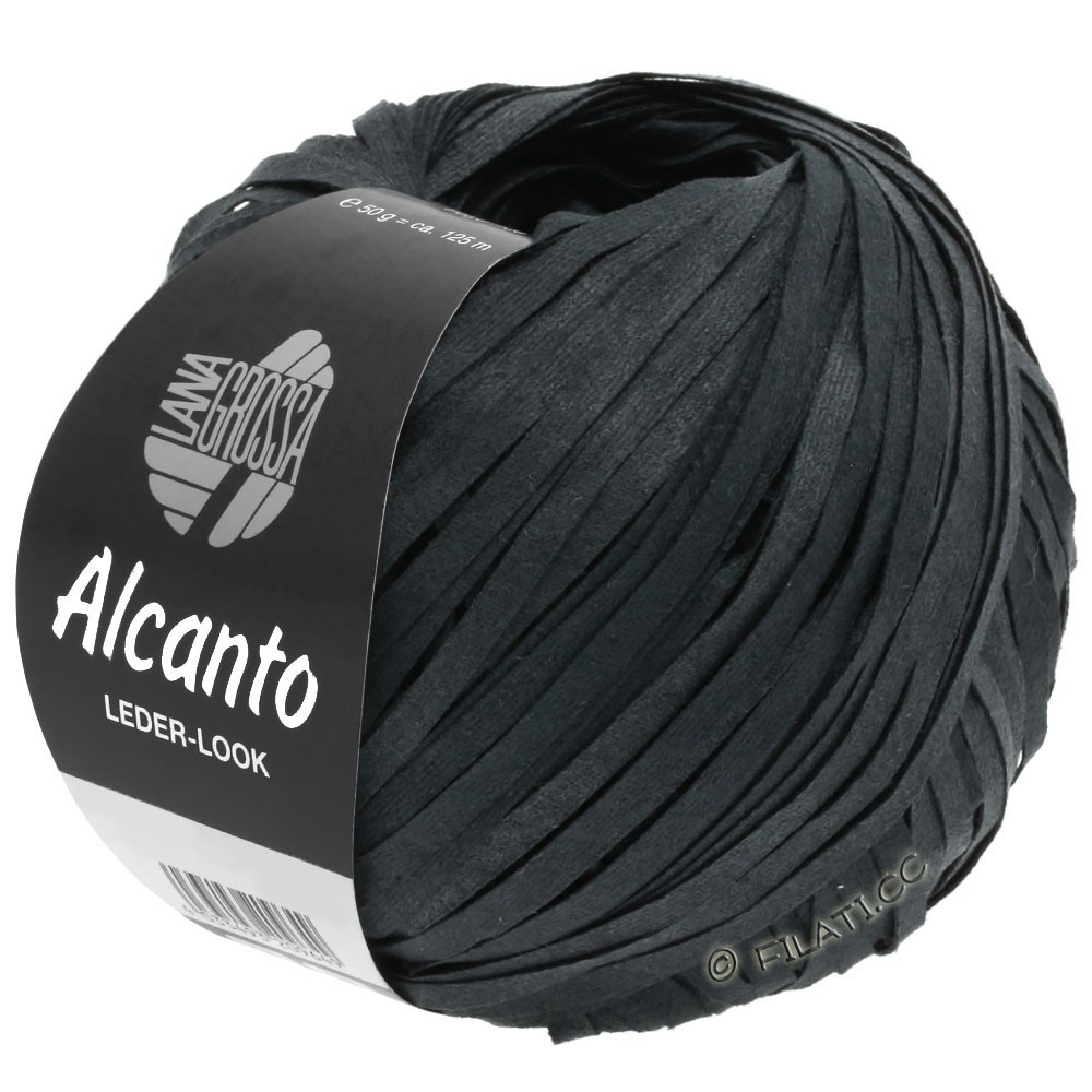 Lana Grossa ALCANTO | 11-zwart