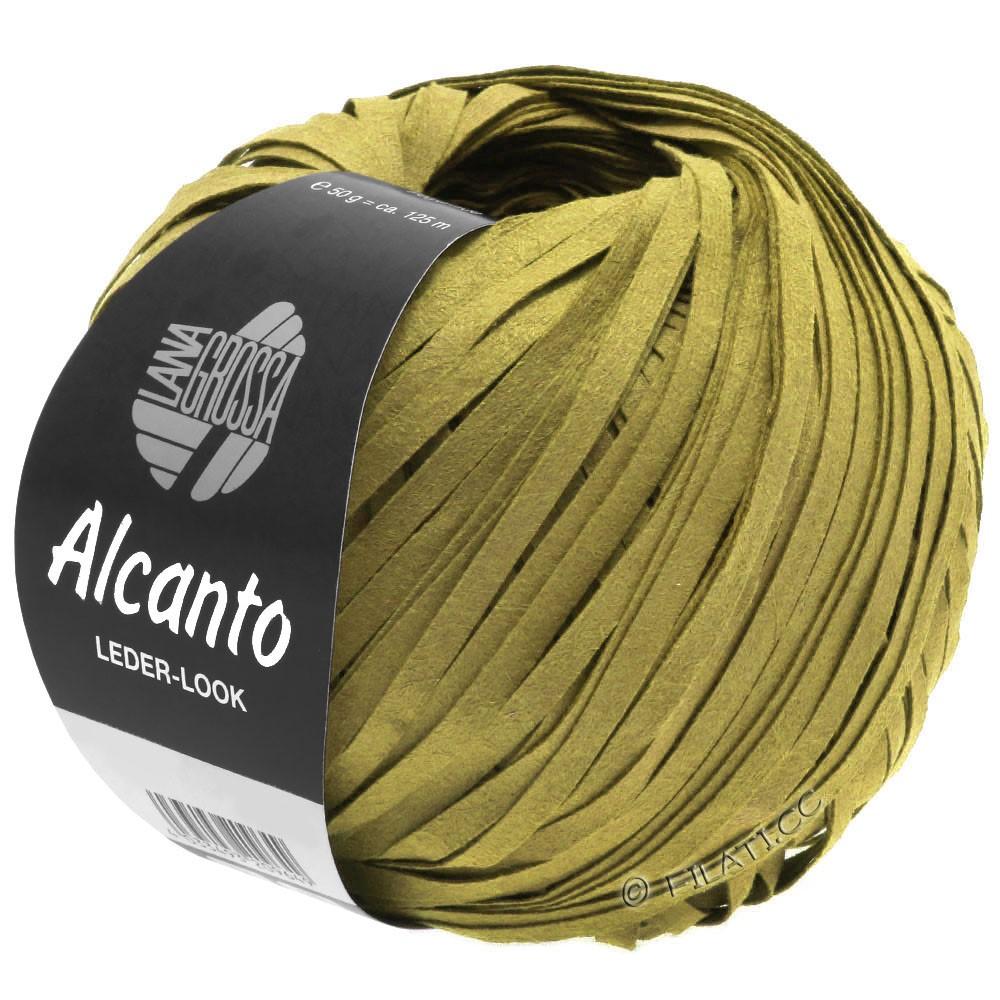 Lana Grossa ALCANTO | 13-olijf geel