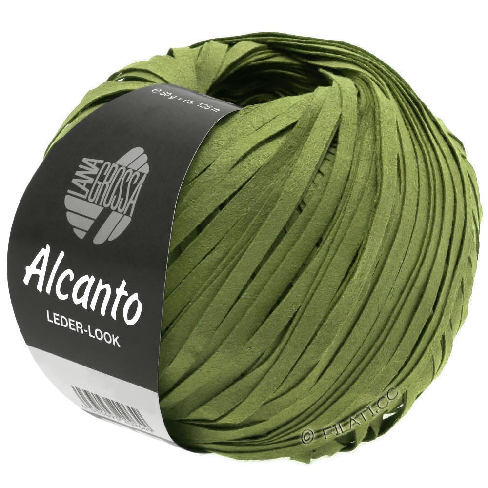 Lana Grossa ALCANTO | 17-olijf groen