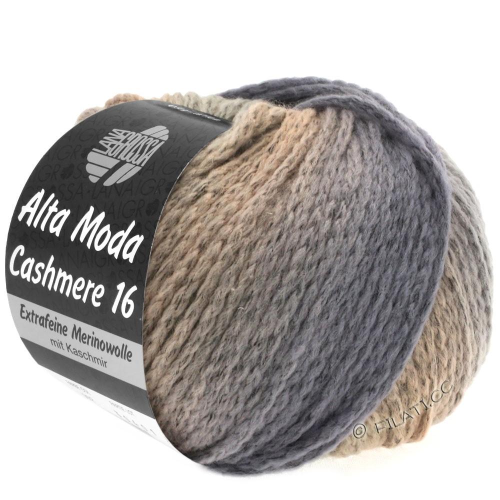 Lana Grossa ALTA MODA CASHMERE 16 Degradé | 111-grijs/beige