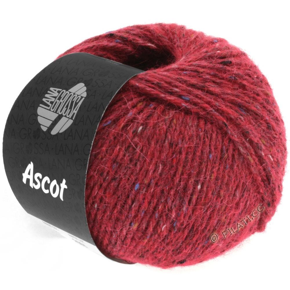 Lana Grossa ASCOT   05-wijnrood gemêleerd