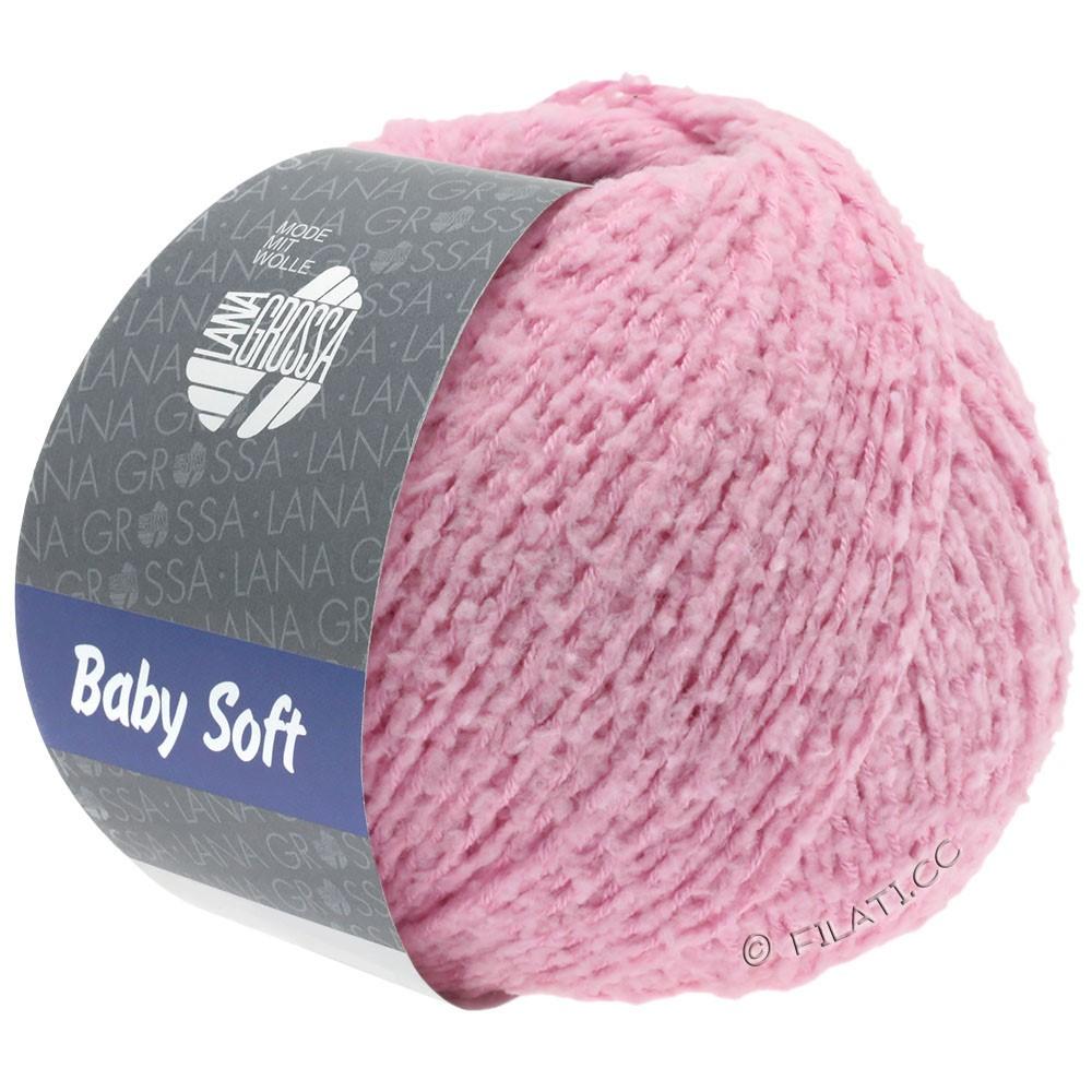 Lana Grossa BABY SOFT | 06-zachtfelroze
