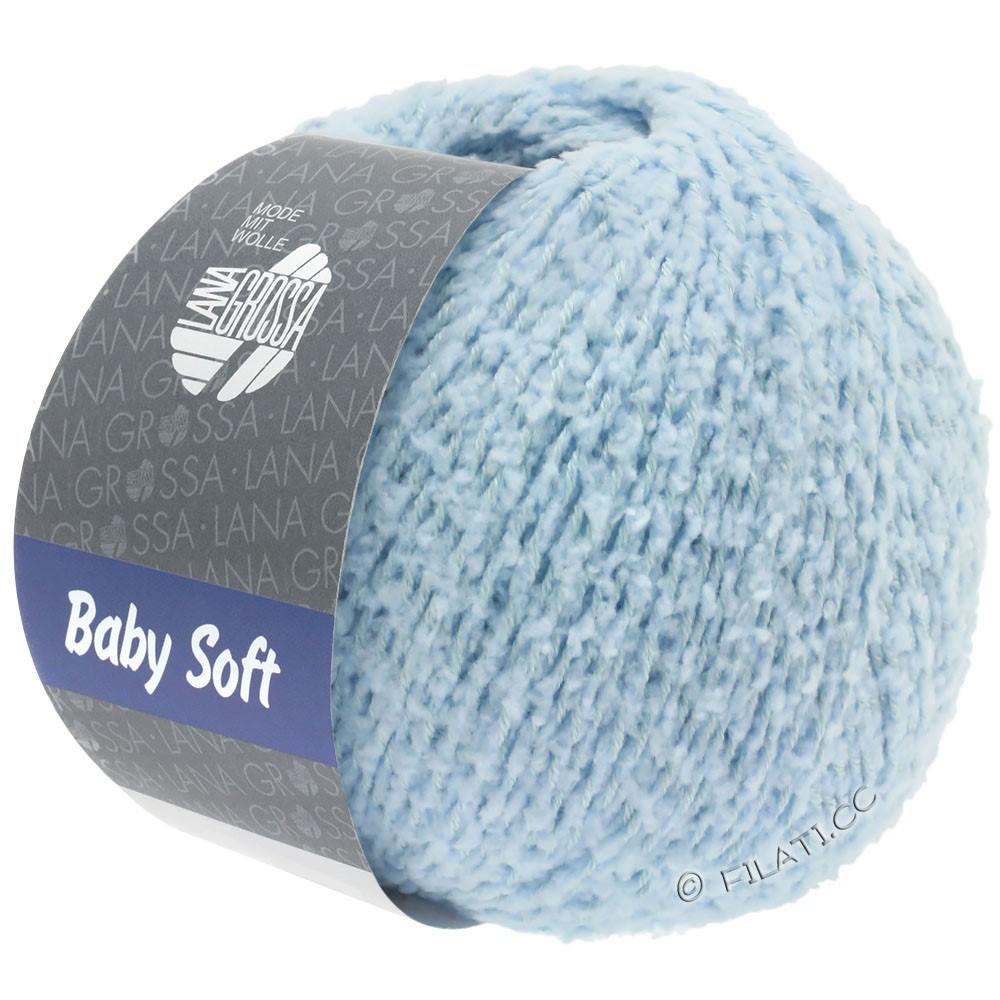 Lana Grossa BABY SOFT | 08-licht blauw