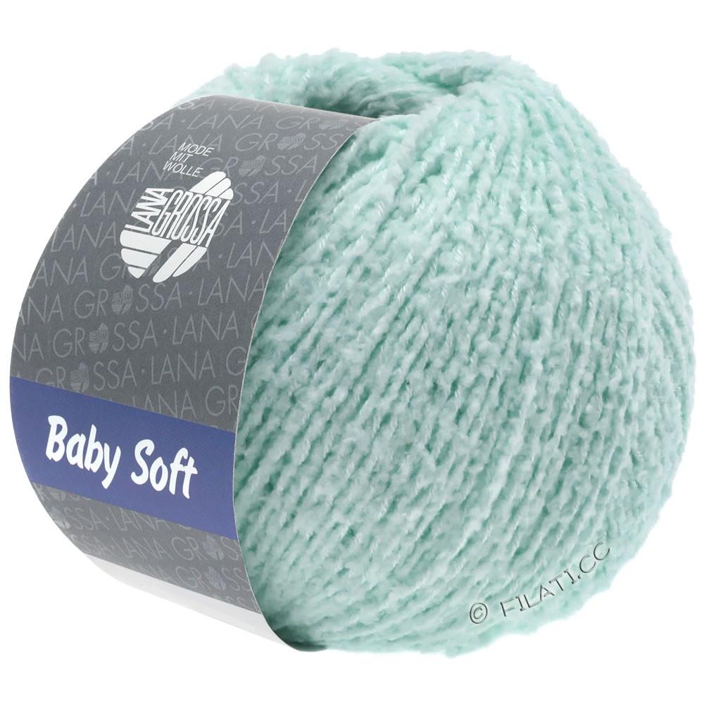 Lana Grossa BABY SOFT | 09-mintturkoois