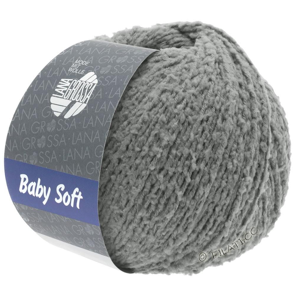 Lana Grossa BABY SOFT | 11-donker grijs