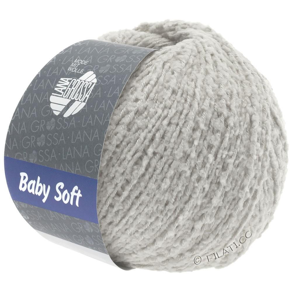 Lana Grossa BABY SOFT | 12-bleekgrijs