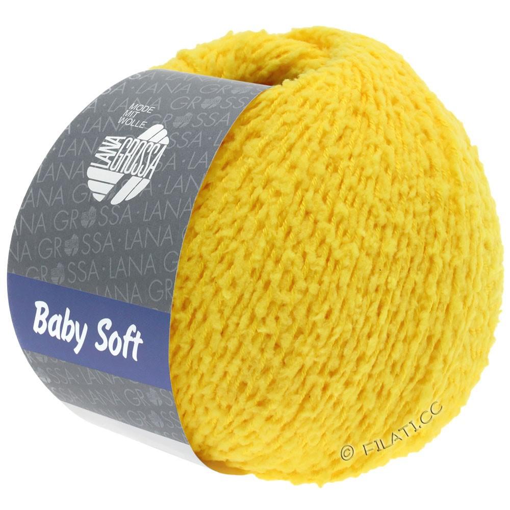 Lana Grossa BABY SOFT | 16-geel