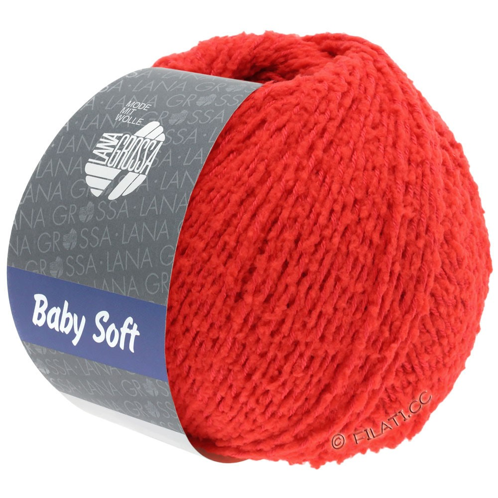 Lana Grossa BABY SOFT | 17-rood