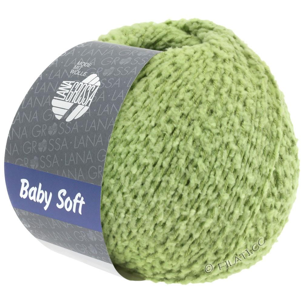 Lana Grossa BABY SOFT | 20-limegroen