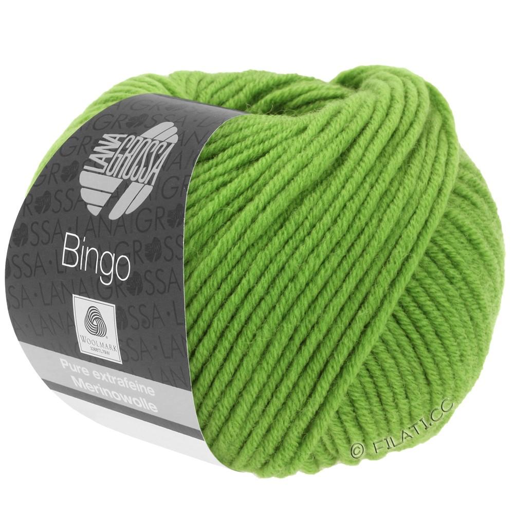 Lana Grossa BINGO  Uni/Melange | 088-appel groen