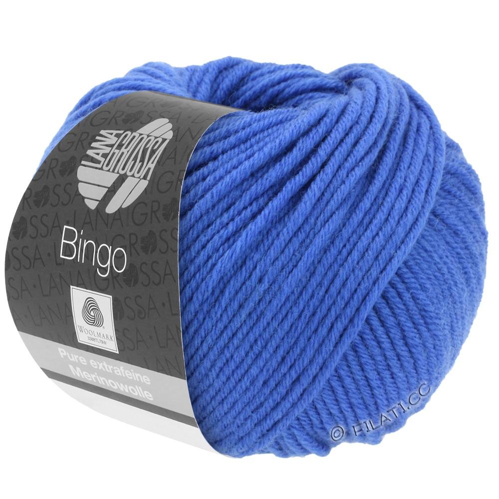 Lana Grossa BINGO  Uni/Melange | 090-kobaltblauw