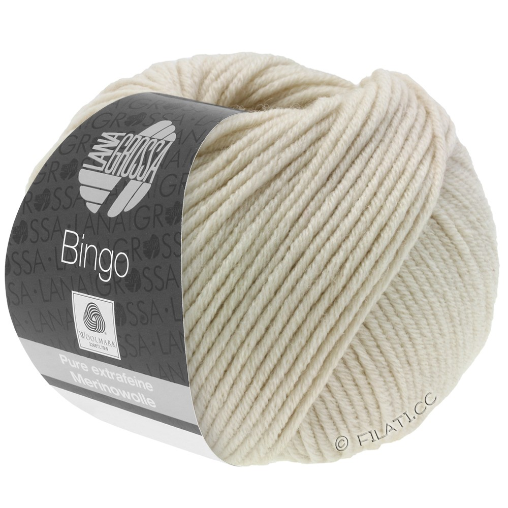 Lana Grossa BINGO  Uni/Melange | 152-natuur