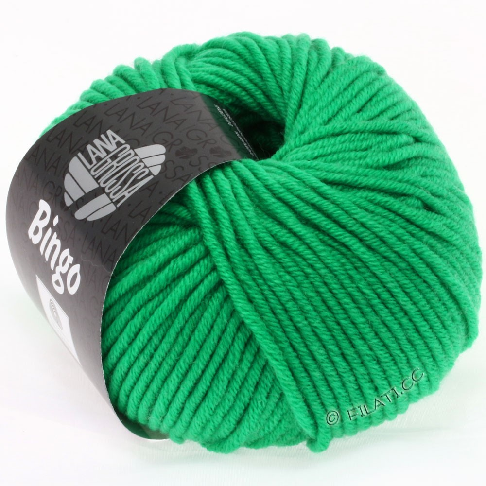 Lana Grossa BINGO  Uni/Melange | 156-smaragd