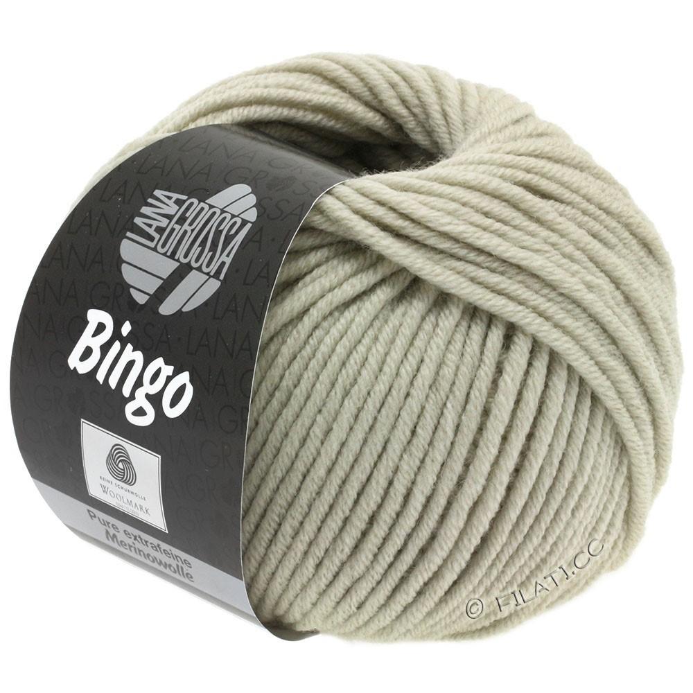 Lana Grossa BINGO  Uni/Melange | 175-grijs beige