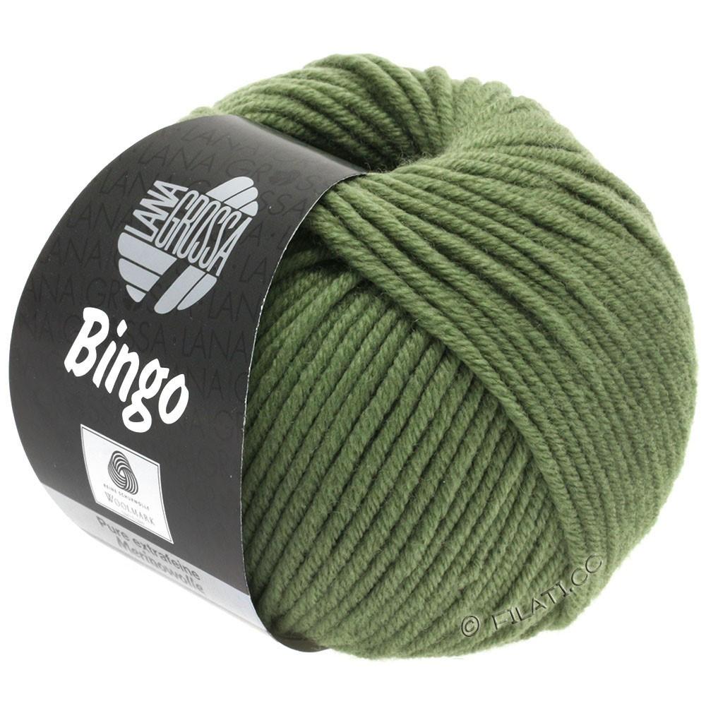 Lana Grossa BINGO  Uni/Melange | 180-resedagroen