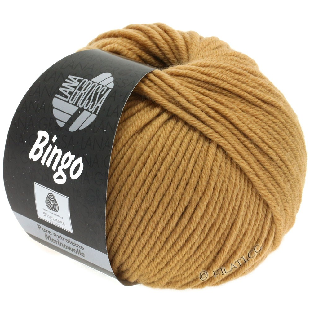 Lana Grossa BINGO  Uni/Melange | 181-kameel