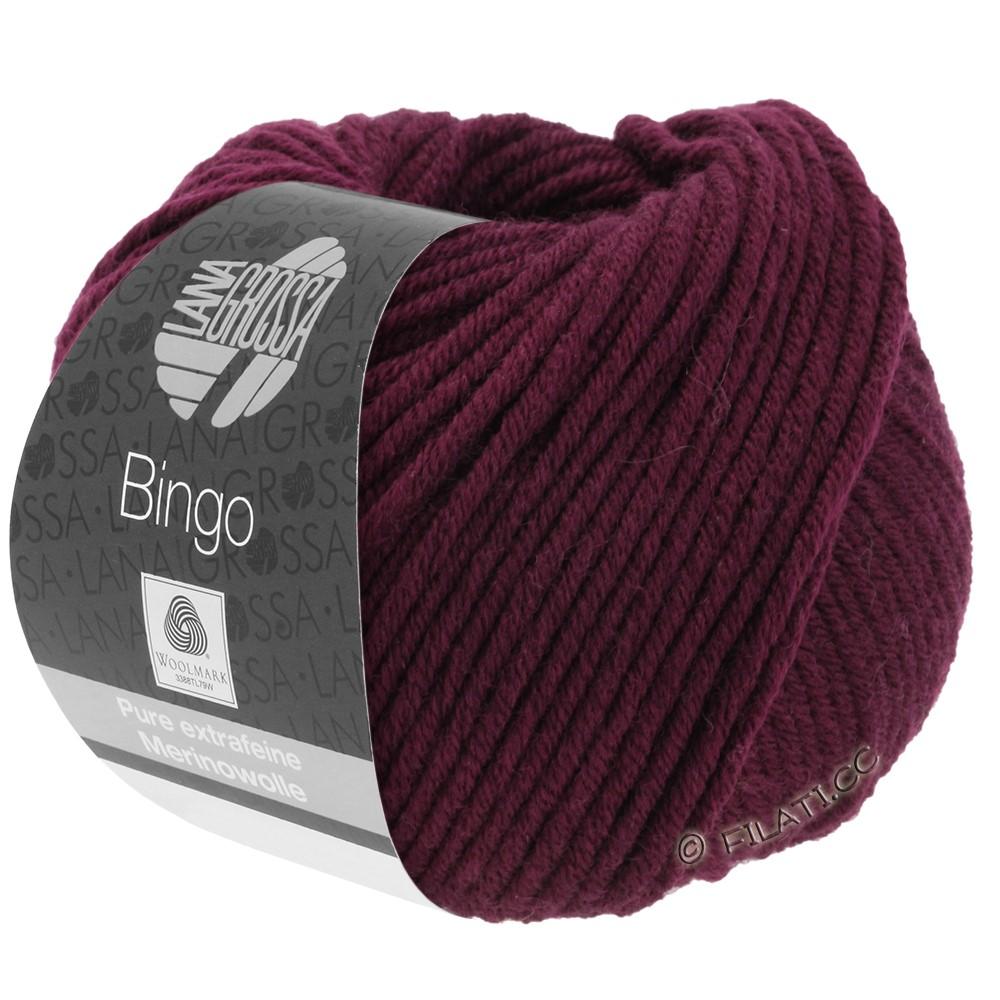 Lana Grossa BINGO  Uni/Melange | 184-bordeaux