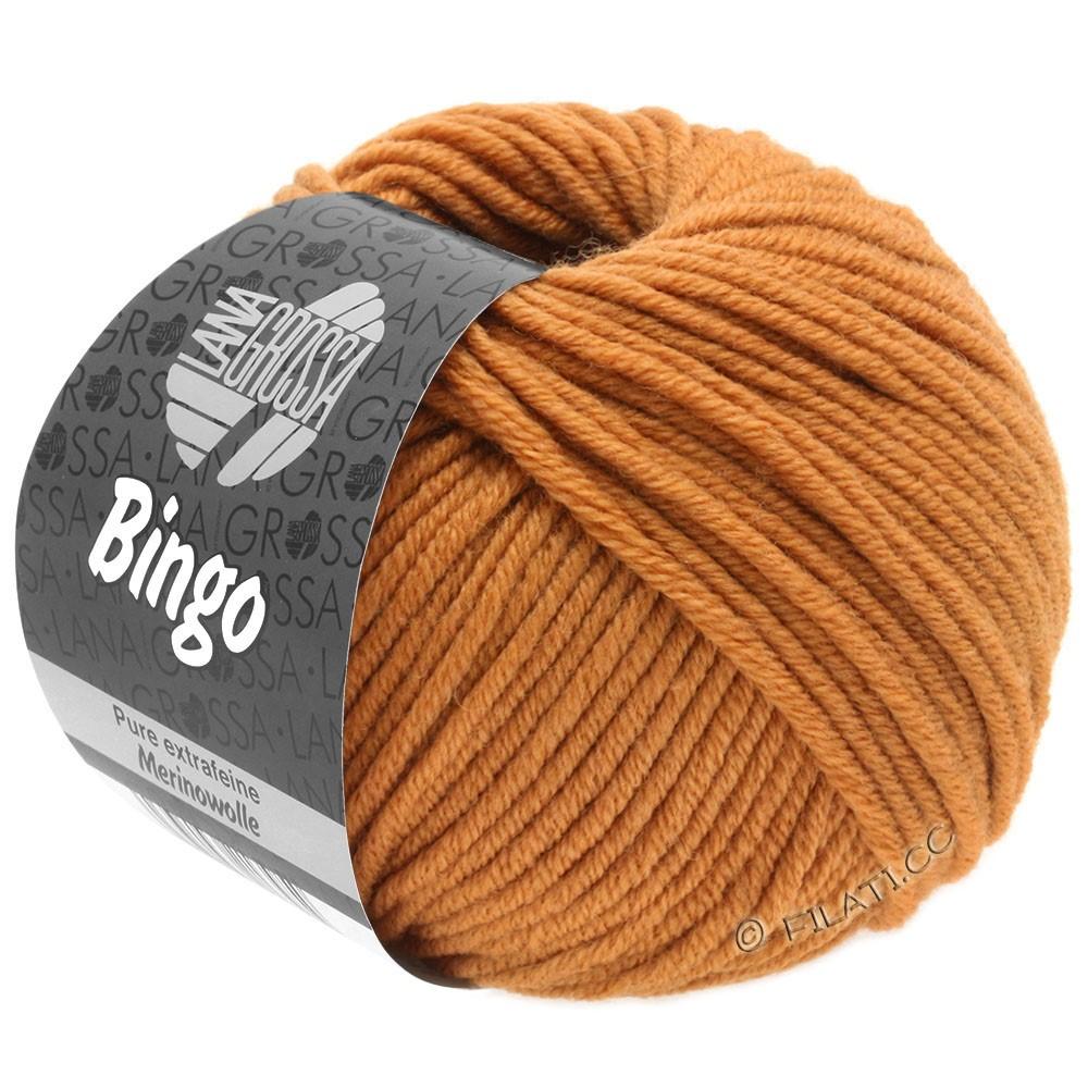 Lana Grossa BINGO  Uni/Melange | 186-karamel