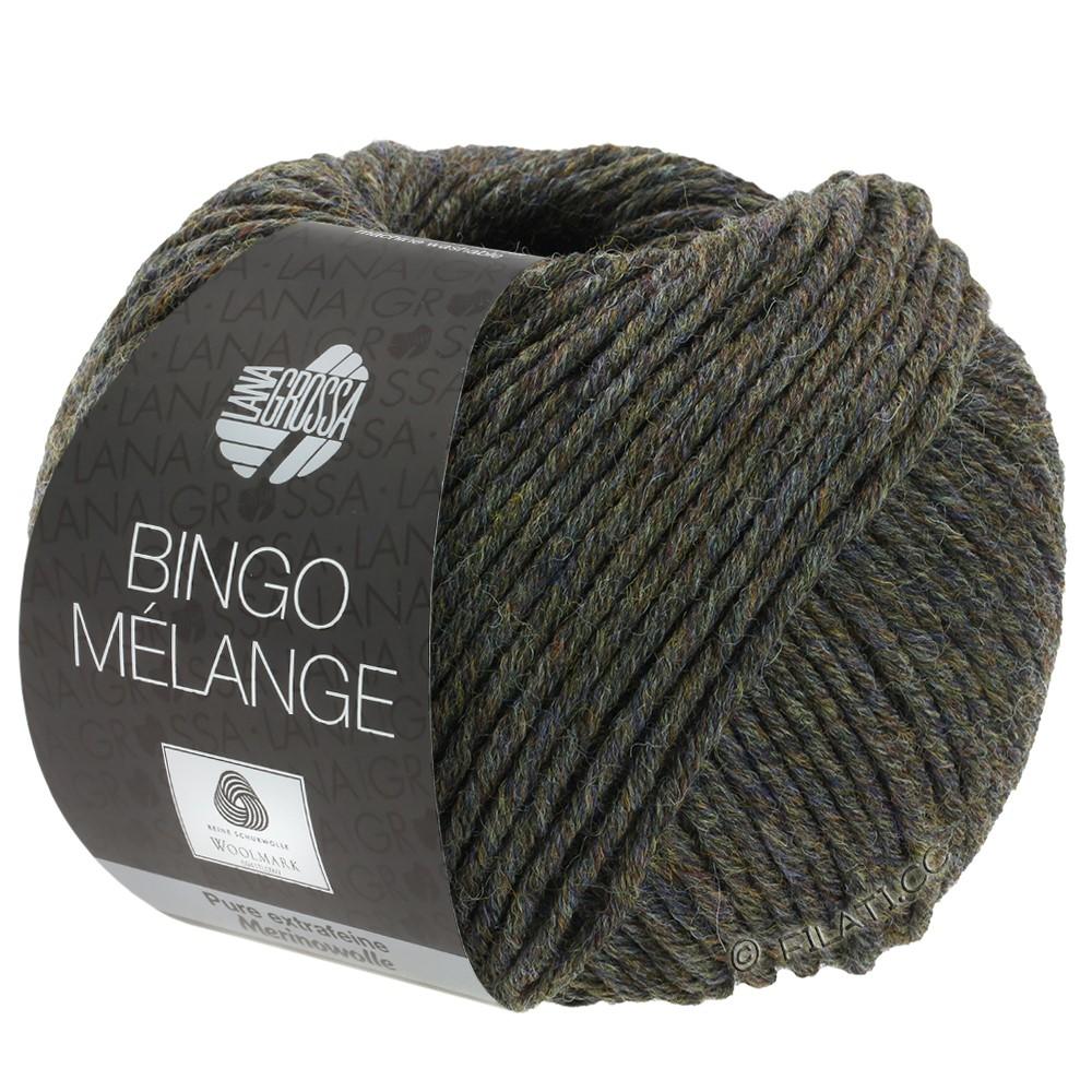 Lana Grossa BINGO  Uni/Melange | 207-modder gemêleerd