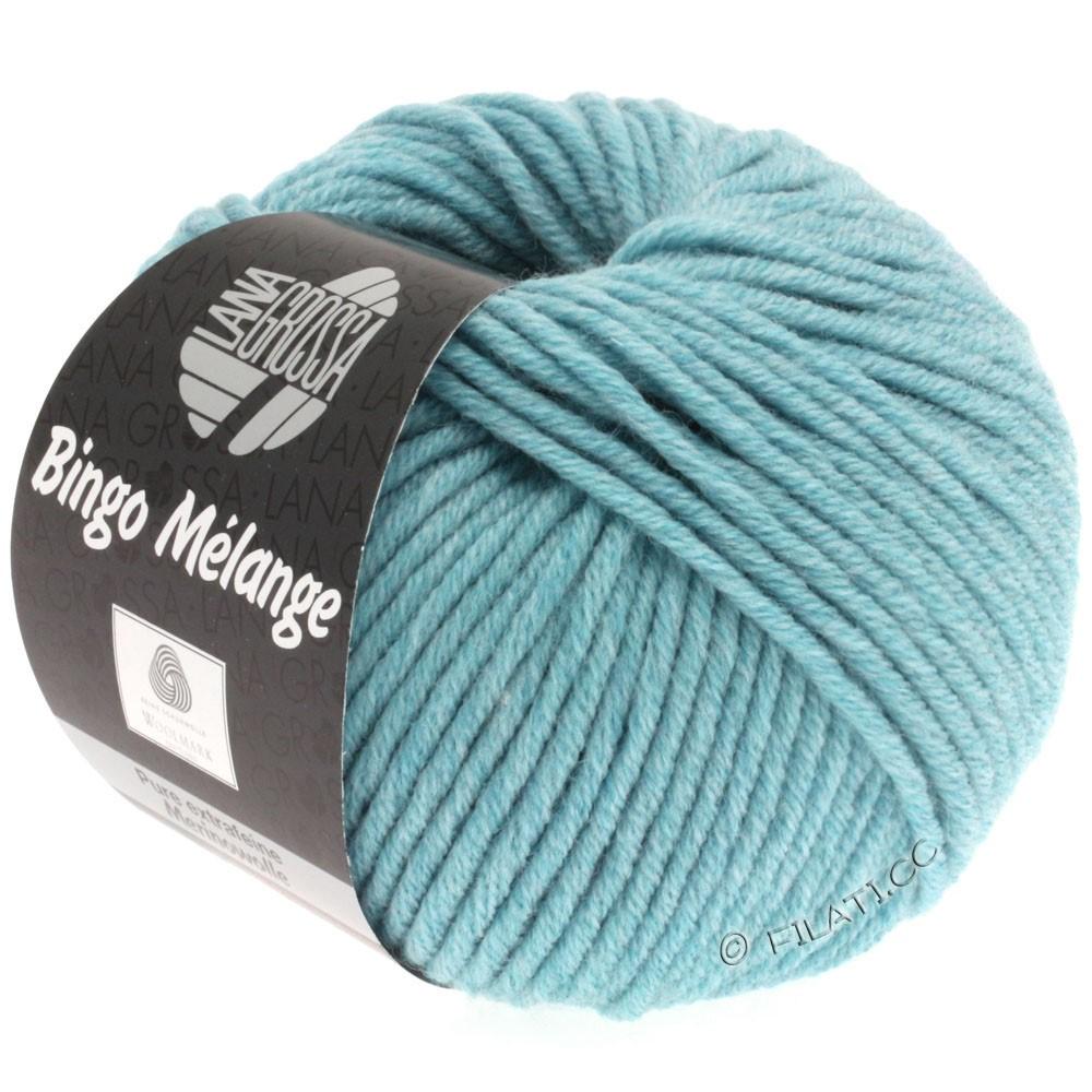 Lana Grossa BINGO  Uni/Melange | 236-licht blauw gemêleerd