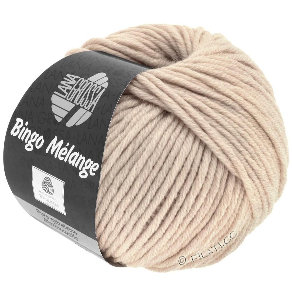 Lana Grossa BINGO  Uni/Melange | 249-beige gemêleerd