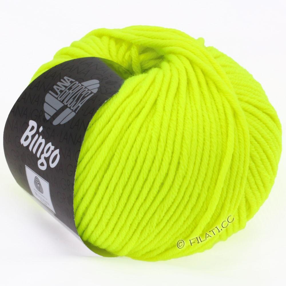 Lana Grossa BINGO  Uni/Melange | 701-neon geel