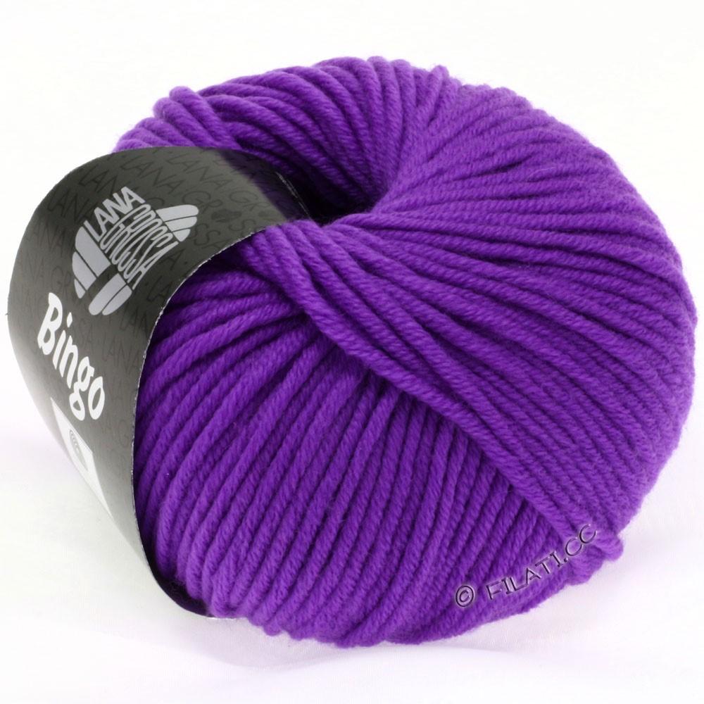 Lana Grossa BINGO  Uni/Melange | 710-neon violet