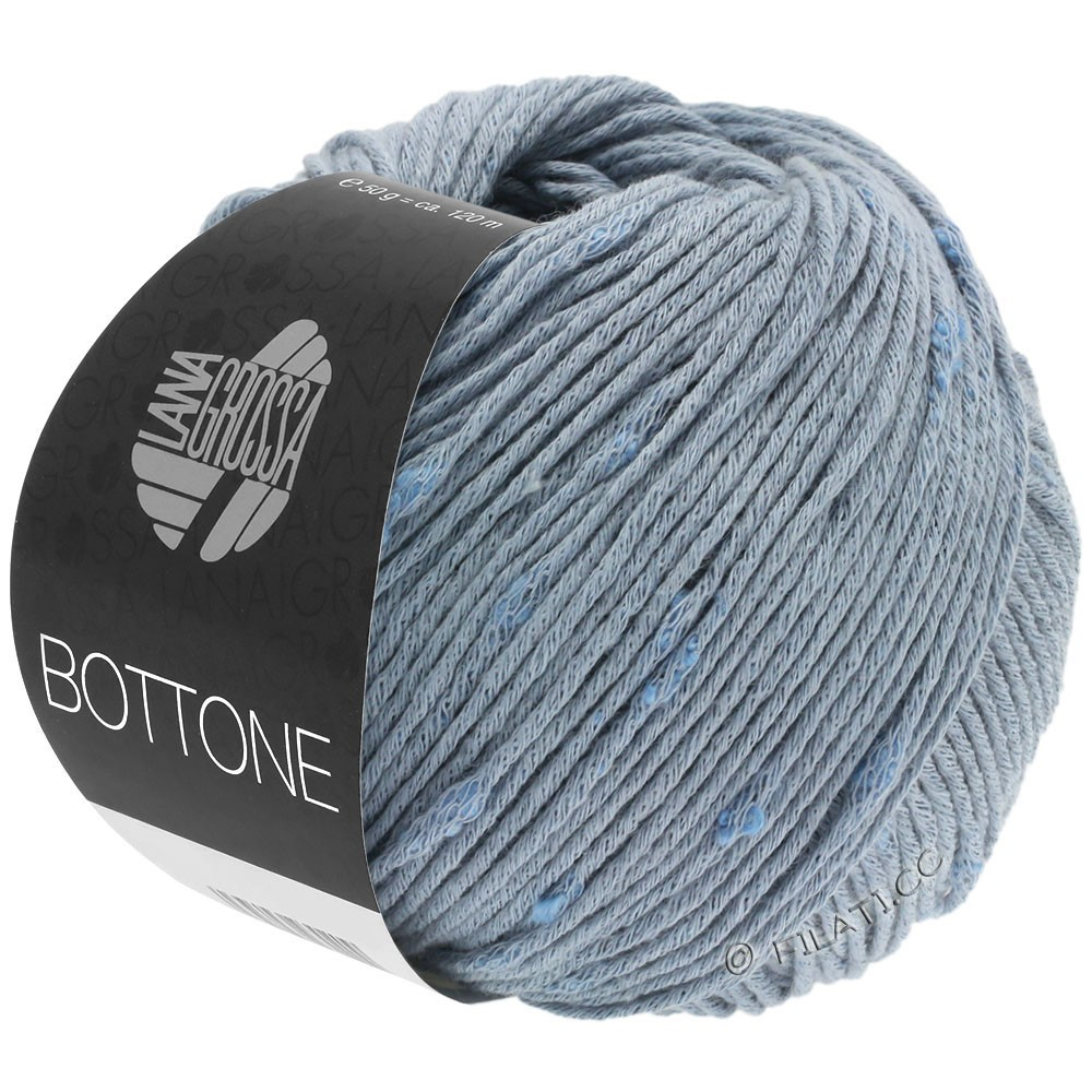 Lana Grossa BOTTONE | 11-jeans blauw