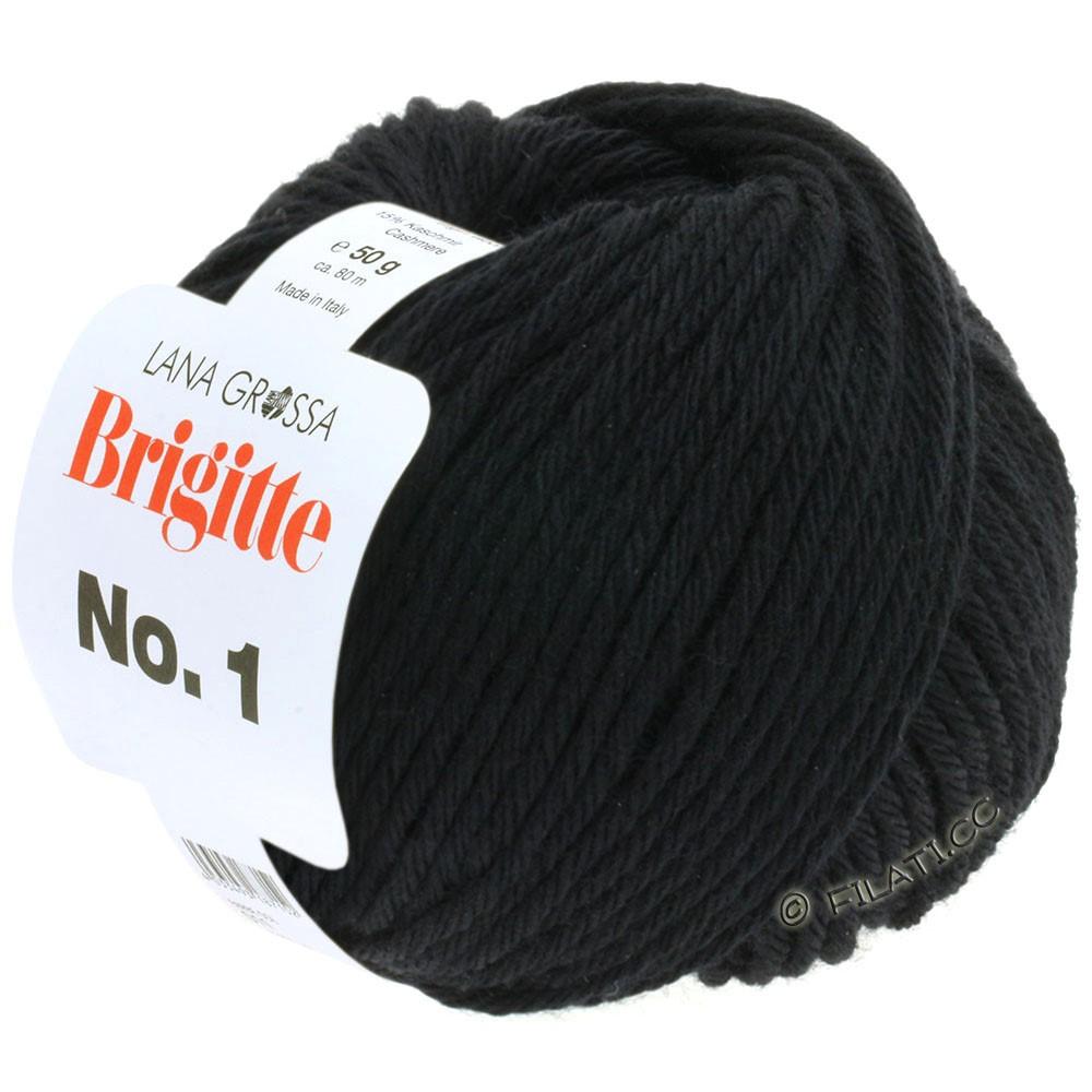 Lana Grossa BRIGITTE NO. 1 | 12-zwart