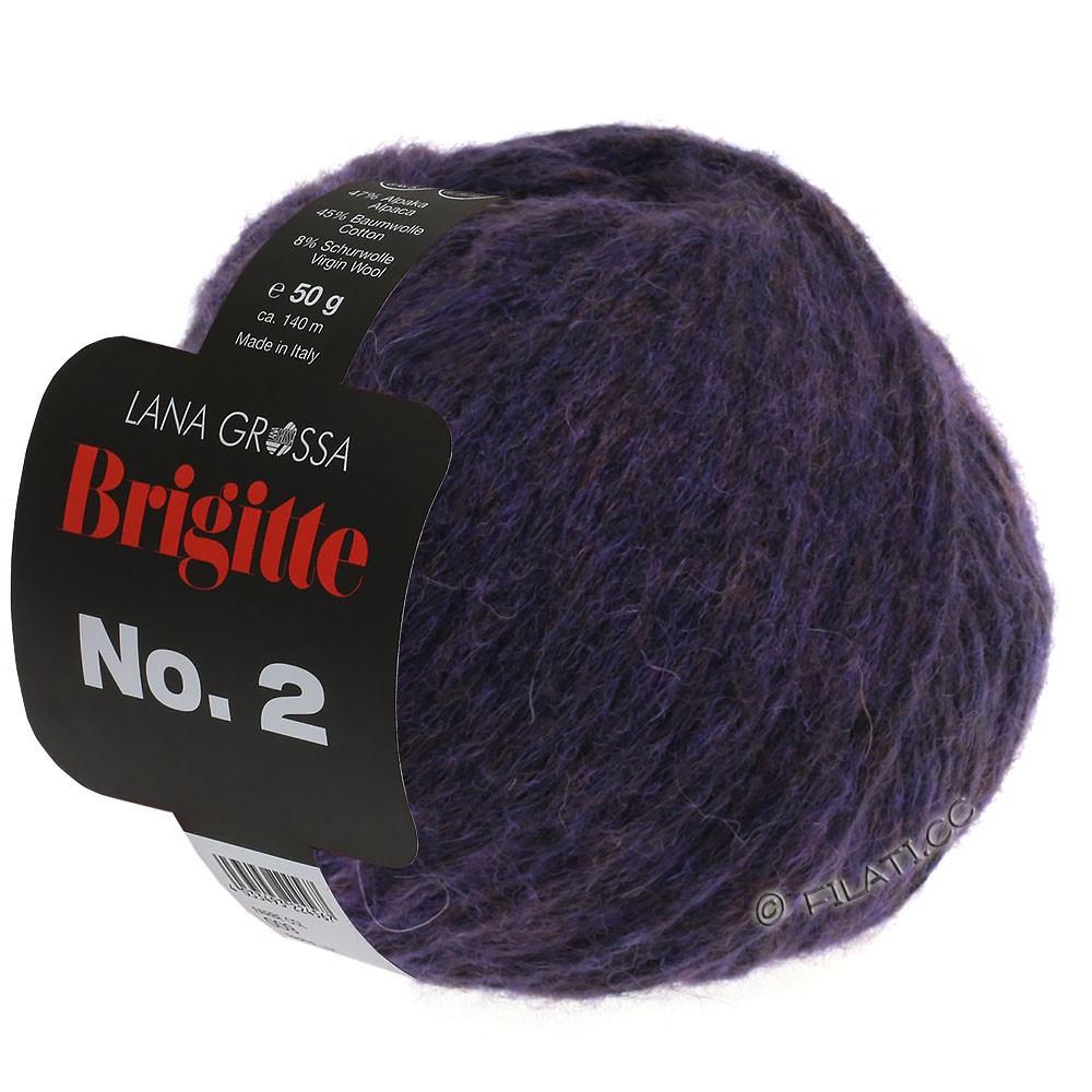 Lana Grossa BRIGITTE NO. 2   07-aubergine