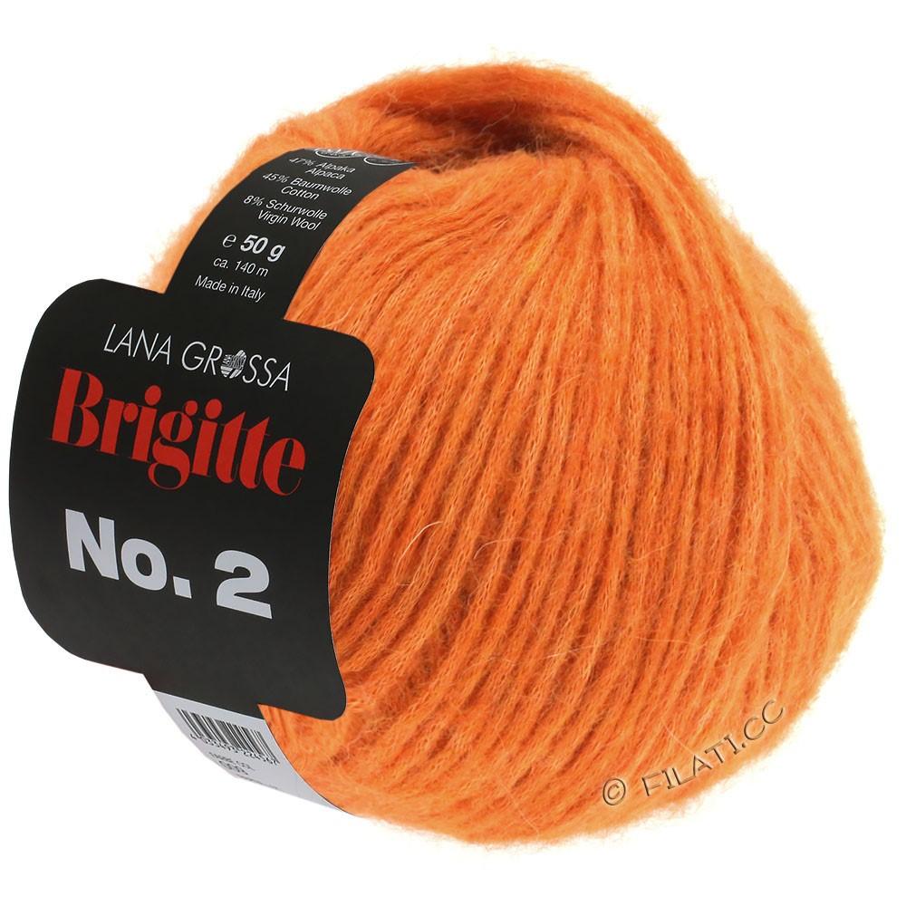 Lana Grossa BRIGITTE NO. 2   10-oranje