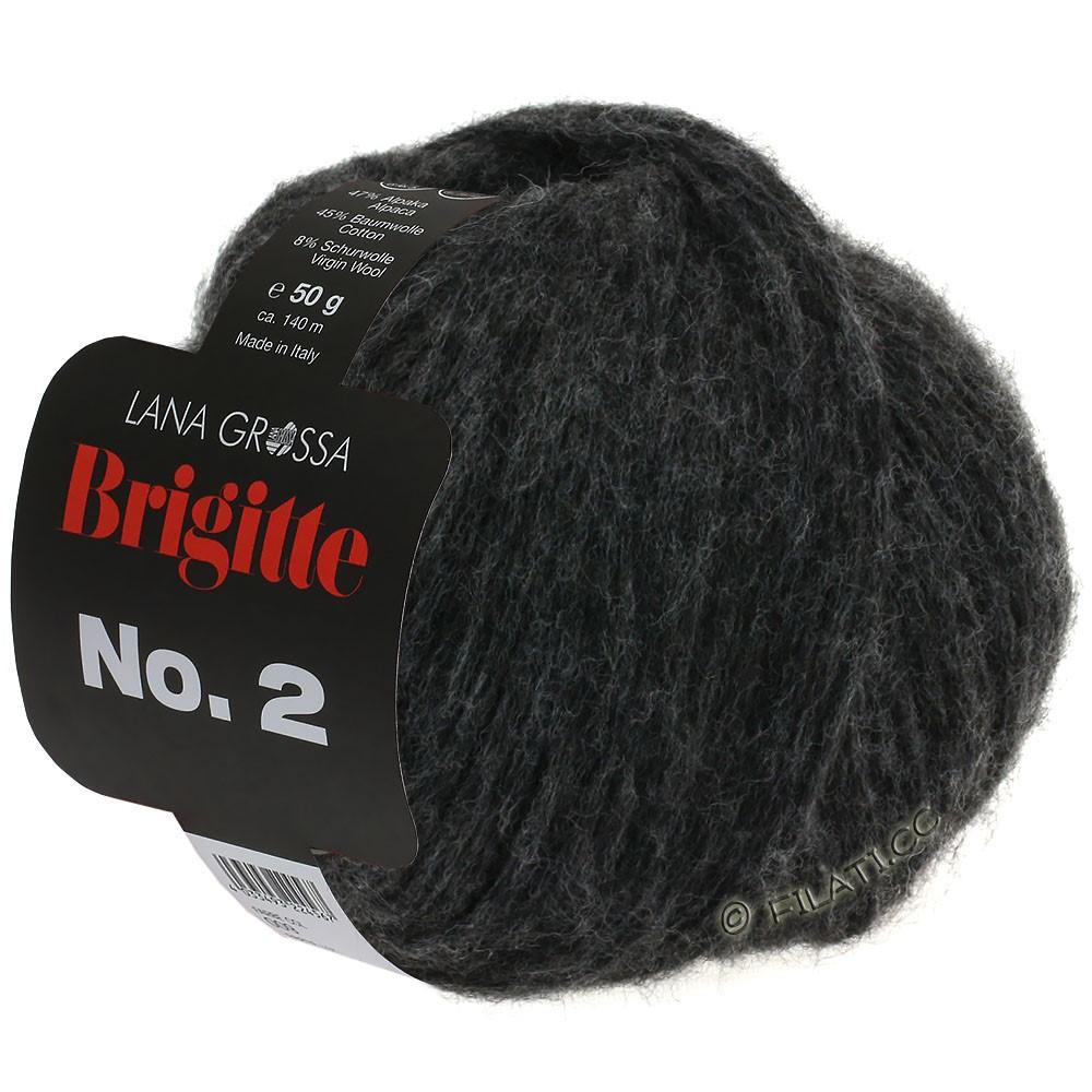 Lana Grossa BRIGITTE NO. 2 | 14-zwart