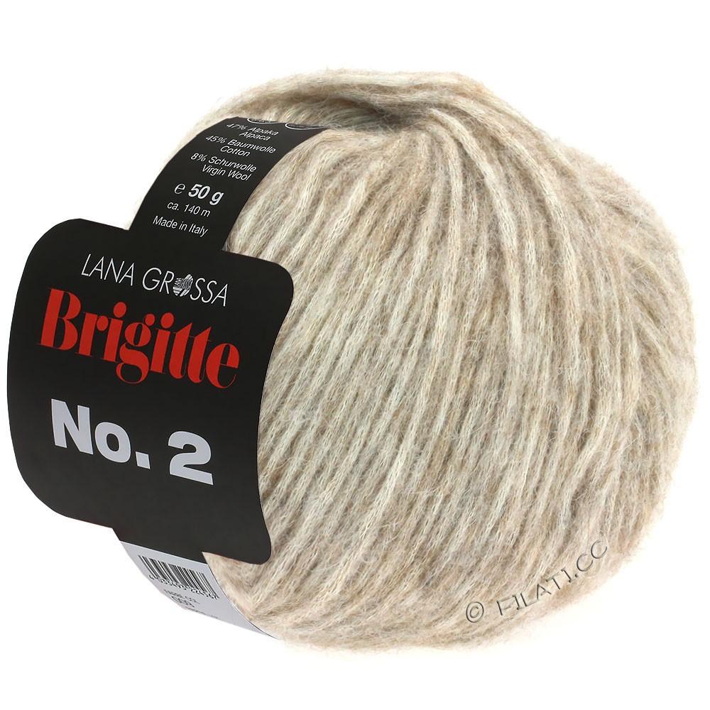 Lana Grossa BRIGITTE NO. 2 | 15-beige