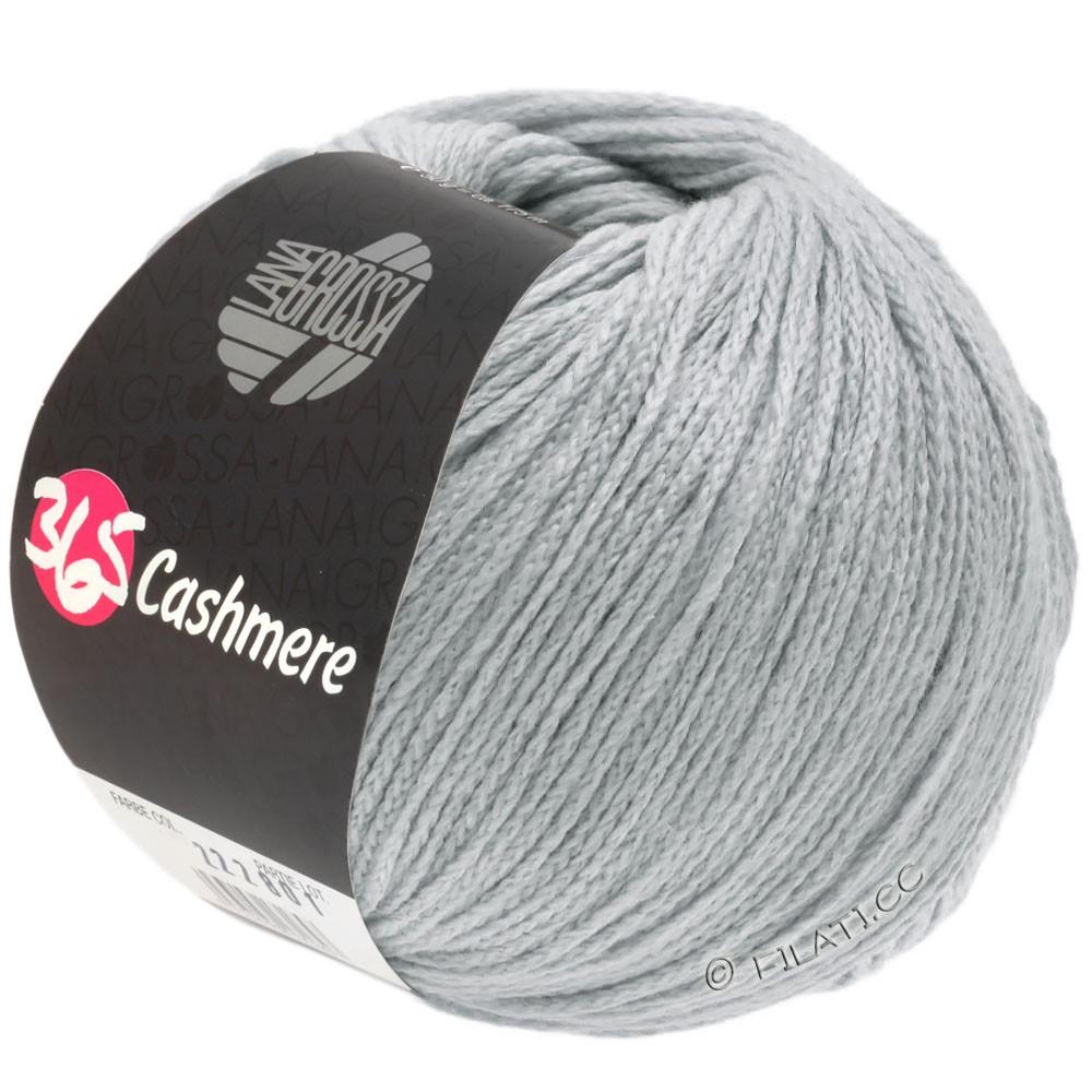 Lana Grossa 365 CASHMERE   35-licht grijs