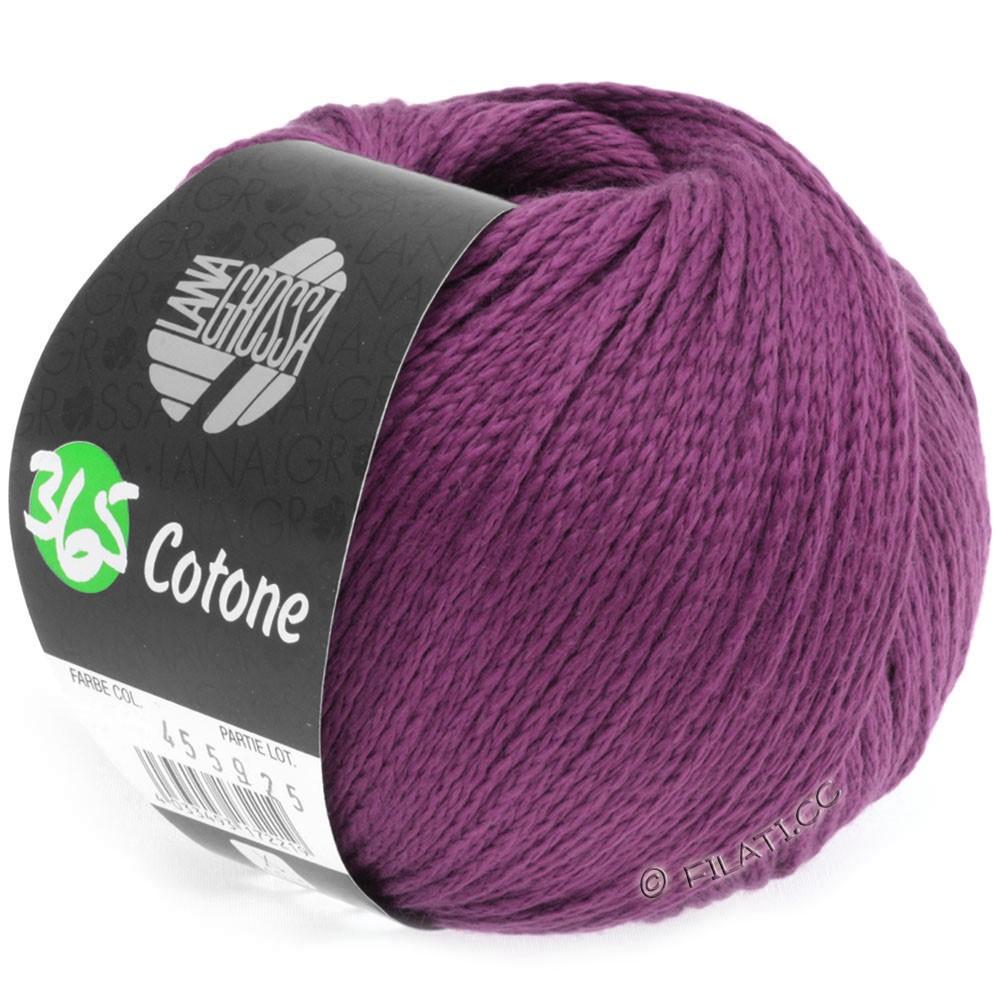 Lana Grossa 365 COTONE | 12-rood violet