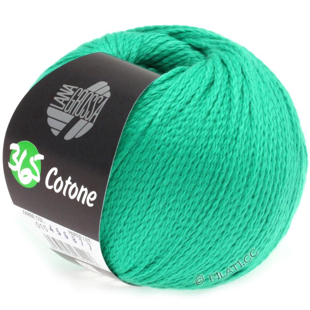 Lana Grossa 365 COTONE | 15-smaragd
