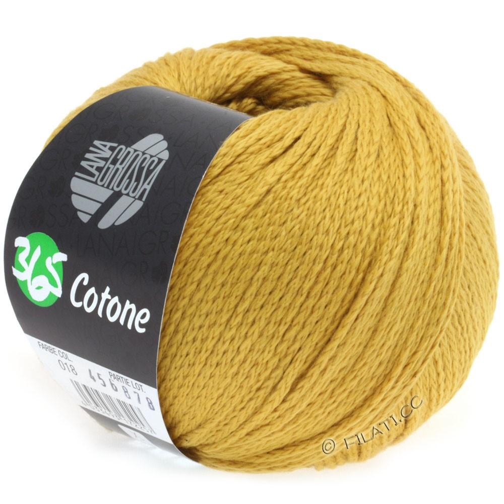 Lana Grossa 365 COTONE | 18-maïsgeel