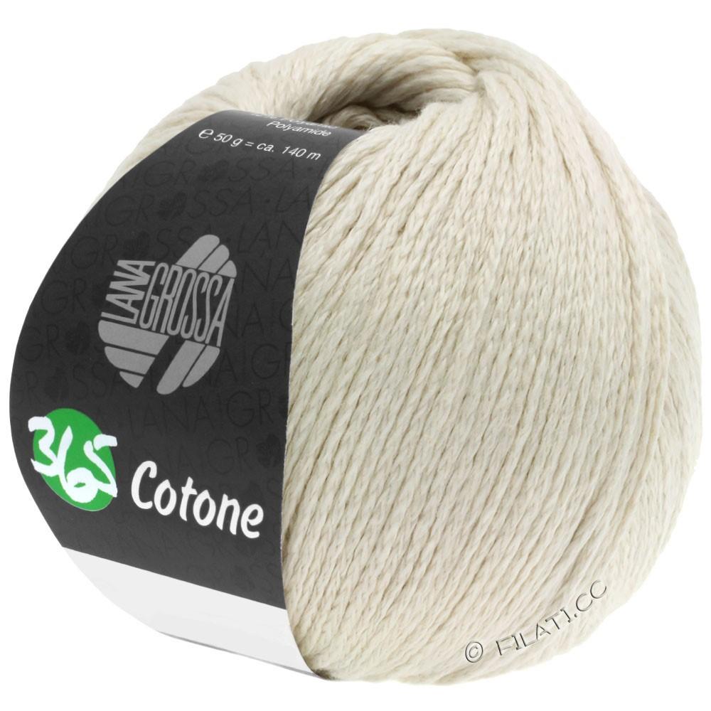 Lana Grossa 365 COTONE | 47-ruwe witte