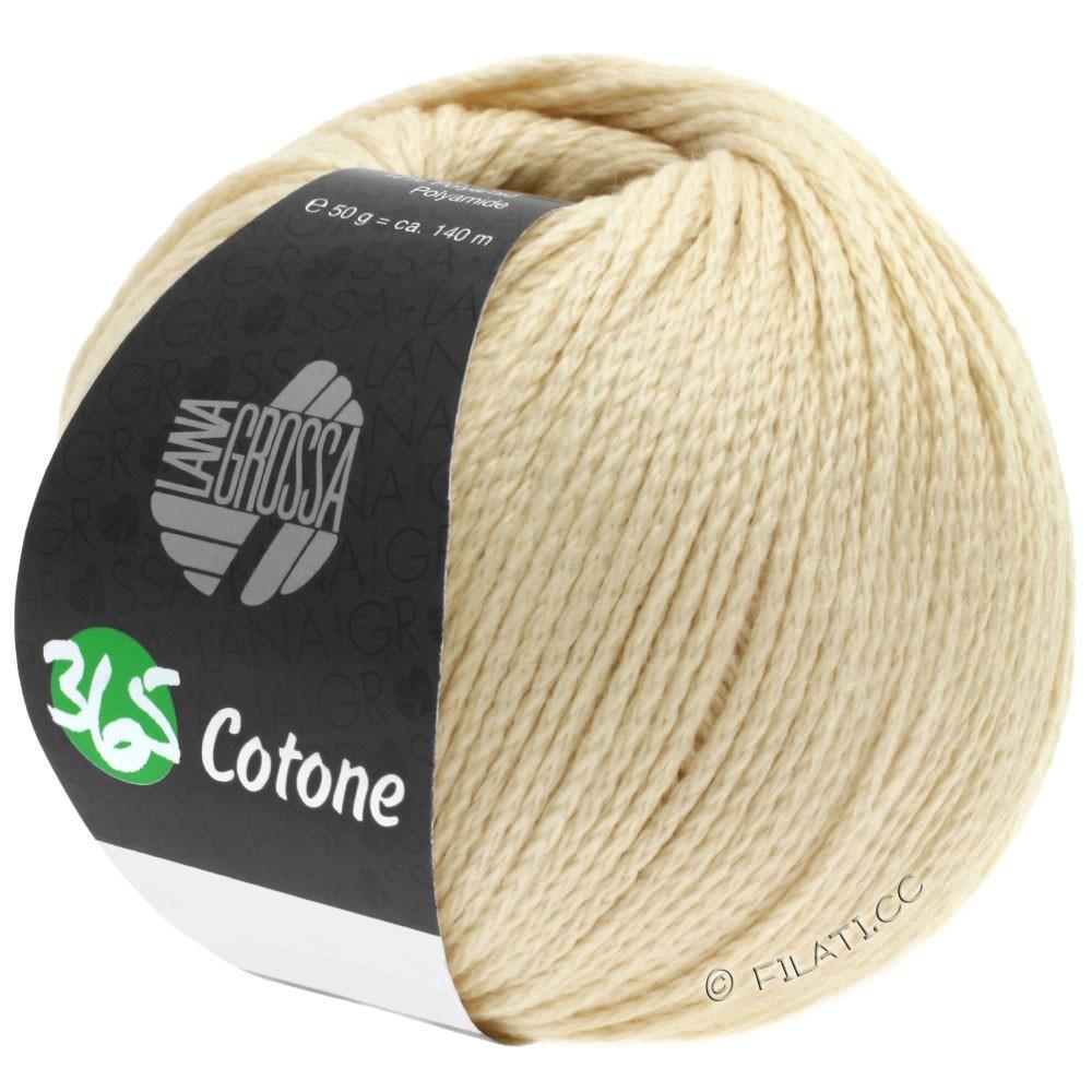 Lana Grossa 365 COTONE | 54-zachtgeel