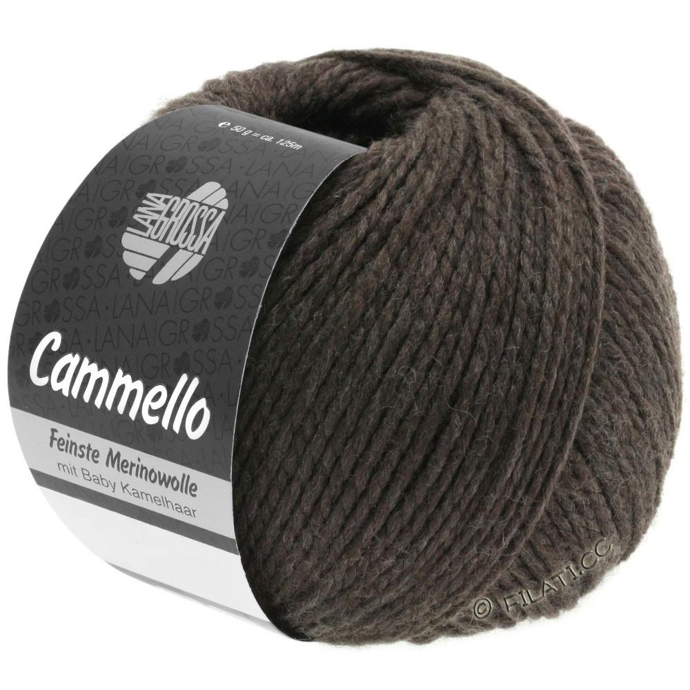 Lana Grossa CAMMELLO | 07-zwartbruin