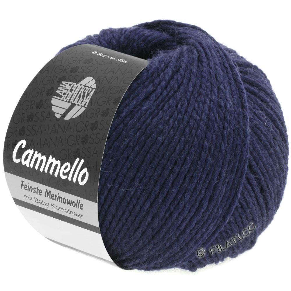 Lana Grossa CAMMELLO | 12-nacht blauw