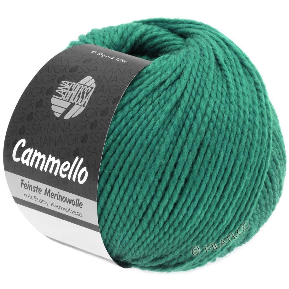Lana Grossa CAMMELLO | 14-petrol groen