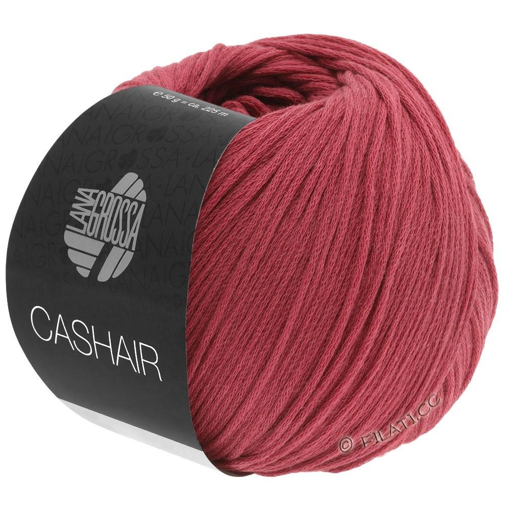 Lana Grossa CASHAIR | 04-marsala rood