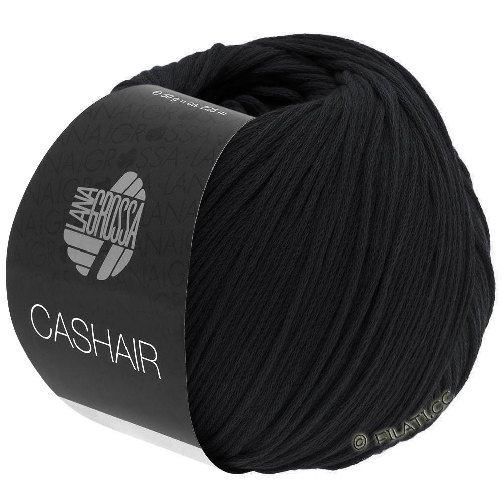Lana Grossa CASHAIR | 08-zwart