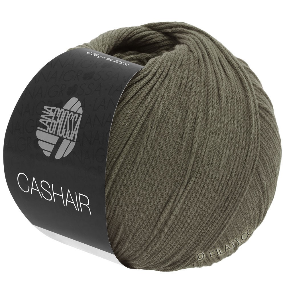 Lana Grossa CASHAIR | 09-grafiet