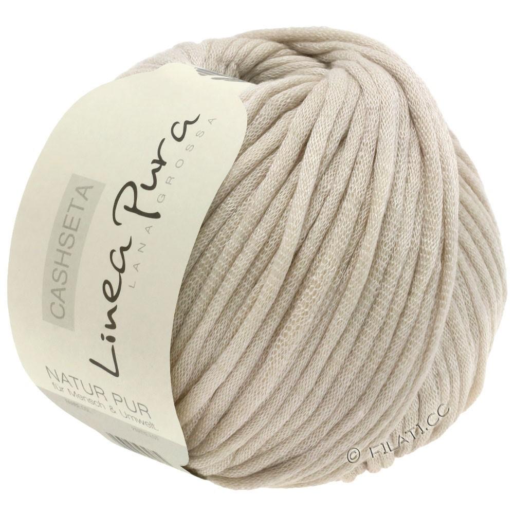 Lana Grossa CASHSETA (Linea Pura) | 06-grijs beige
