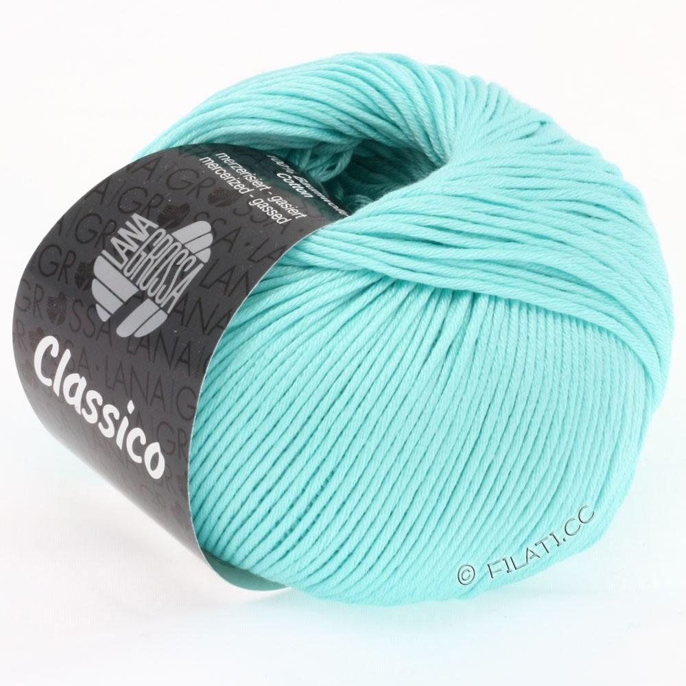 Lana Grossa CLASSICO Uni | 22-pastelturkoois