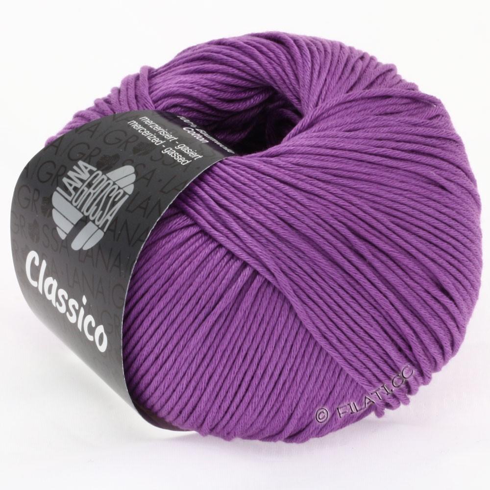 Lana Grossa CLASSICO Uni   27-violet