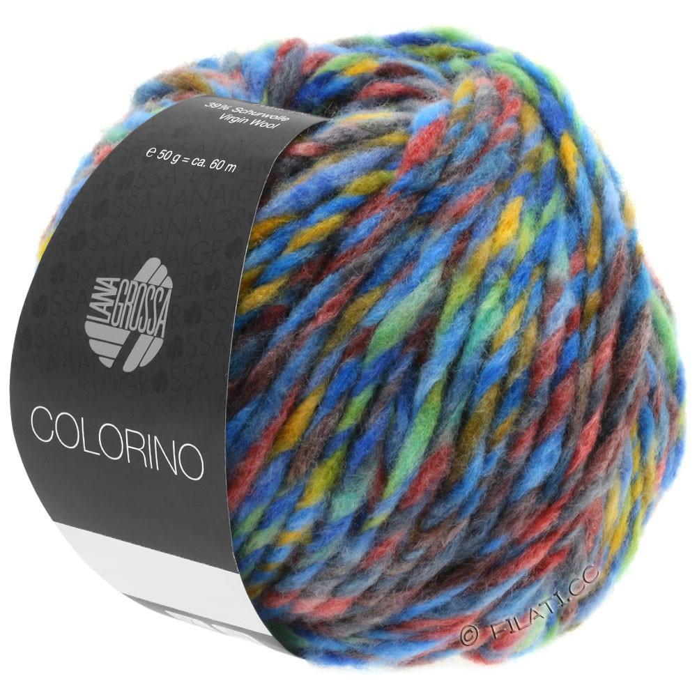 Lana Grossa COLORINO | 07-blauw/groen/terracotta /turkoois/antraciet